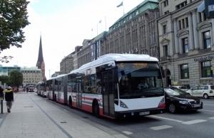 Autobuses en Alemania