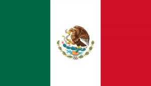 Bandera de México