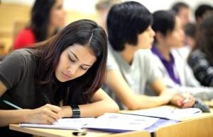 Los estudios, los estudiantes y el idioma alemán