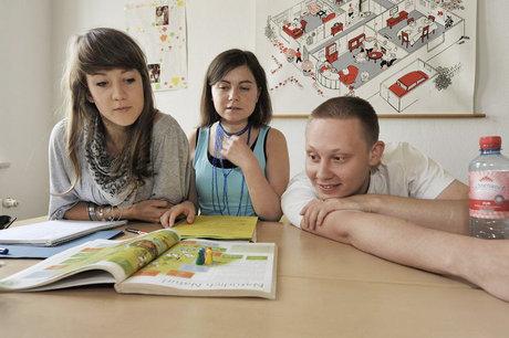 Estudios del idioma en Alemania