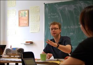 Idioma en Alemania
