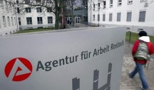 La oficina de empleo en Alemania