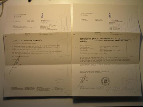 El permiso de residencia en Alemania