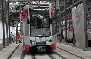 Tranvía en Alemania